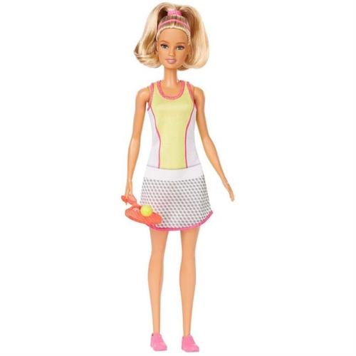Barbie Kariyer Bebekler - Tenisçi
