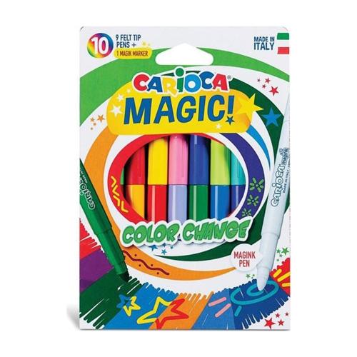Carioca Renk Değiştiren Sihirli Keçeli Kalem