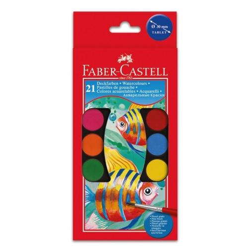 Faber Castell 21 Renk Sulu Boya