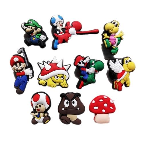 Jibbitz Crocs Terlik Süsü - Super Mario Temalı