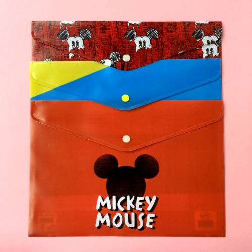 Umix Mickey Mouse Çıtçıtlı Dosya