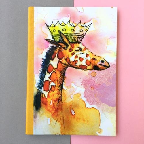 Princess Zürafa Paklon Kapaklı Sekreterlik
