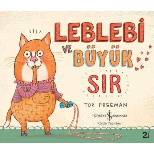 Leblebi ve Büyük Sır - Tor Freeman