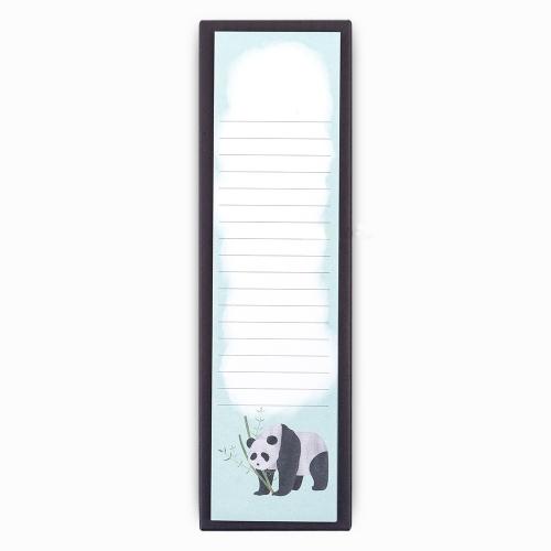 Victoria's Journals Panda Slim Yapışkanlı Not Kağıdı