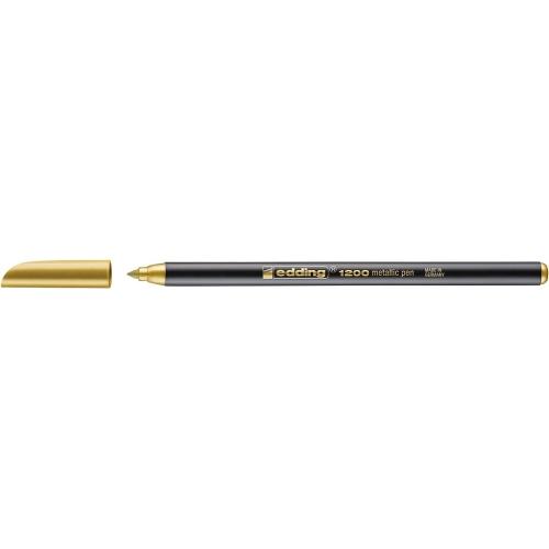 Edding 1200 Metalik Keçeli Kalem