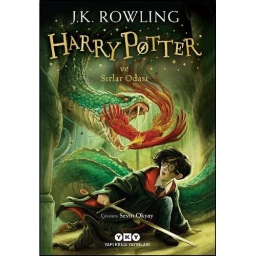 Harry Potter ve Sırlar Odası 2 - J.K. Rowling