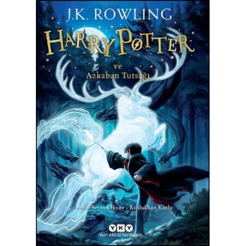 Harry Potter ve Azkaban Tutsağı 3 - J.K. Rowling