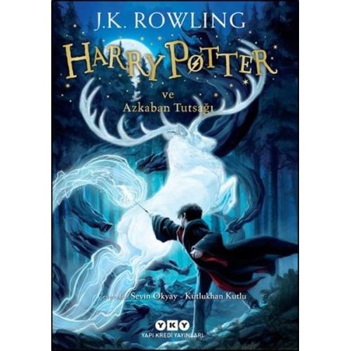 Harry Potter ve Azkaban Tutsağı 3 - J.K. Rowling