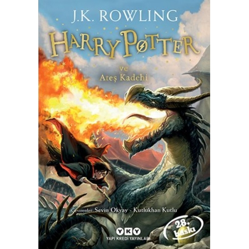 Harry Potter ve Ateş Kadehi 4 - J.K. Rowling