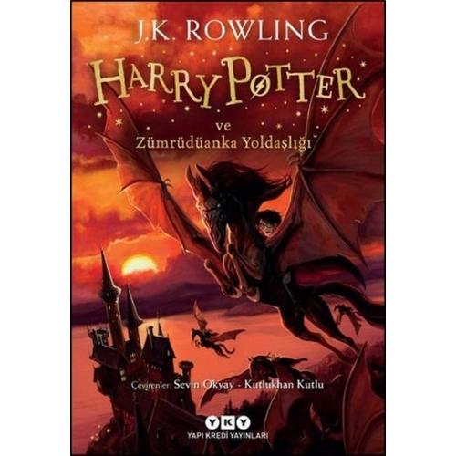 Harry Potter ve Zümrüdüanka Yoldaşlığı 5 - J.K. Rowling