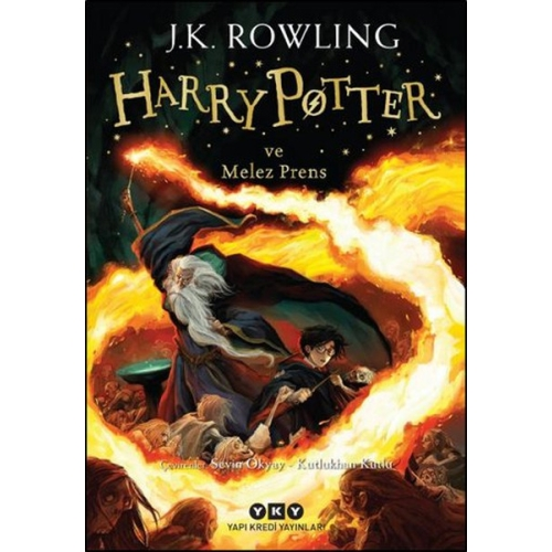 Harry Potter ve Melez Prens 6 - J.K Rowling