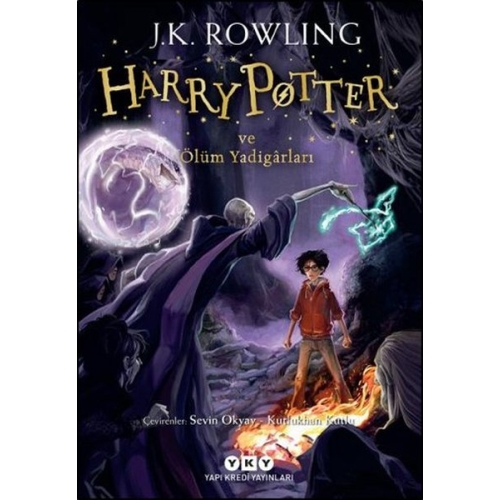 Harry Potter ve Ölüm Yadigarları 7 - J.K. Rowling