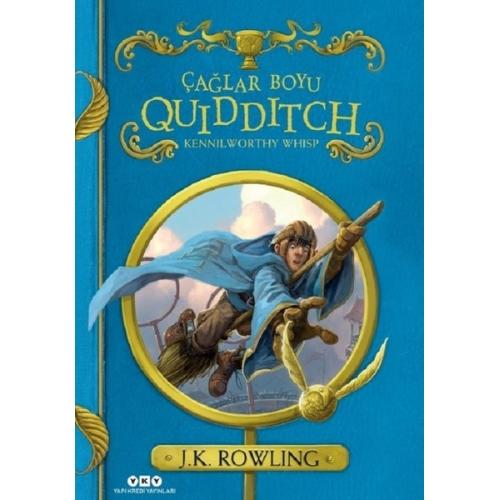 Ciltli Çağlar Boyu Quidditch Kennilworthy Whisp J. K. Rowling
