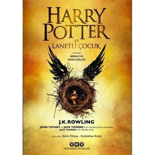 Harry Potter Lanetli Çocuk Birinci ve İkinci Bölüm