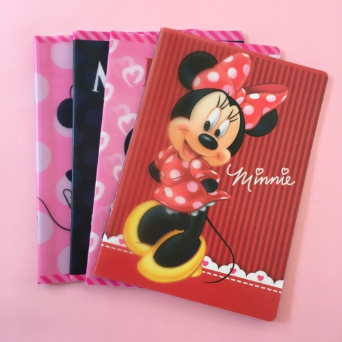 Mynote Minnie Mouse 60 Yaprak Kareli Defter - A4