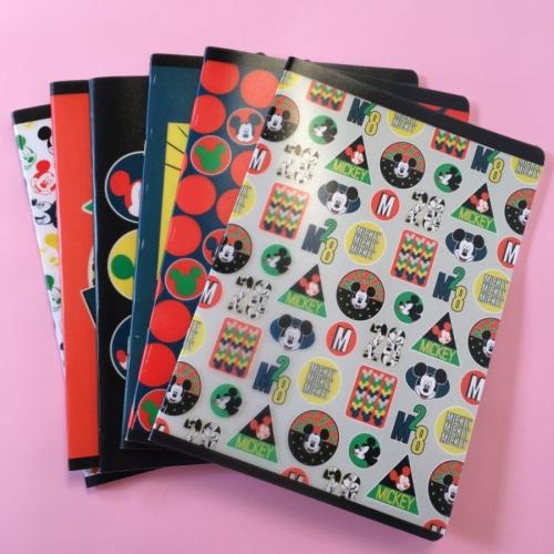Mynote Mickey Mouse 60 Yaprak Kareli Defter - A4