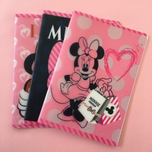 Mynote Minnie Mouse 60 Yaprak Çizgili - A4