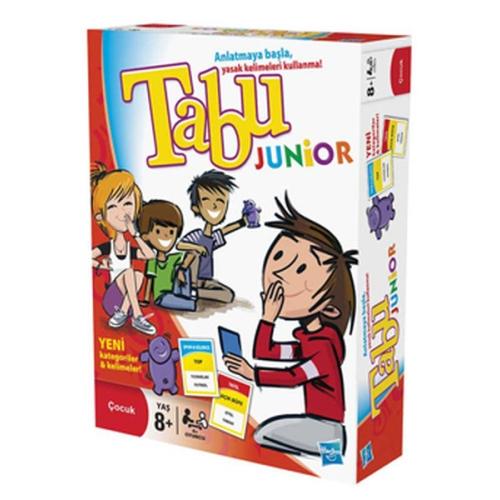 Tabu Junior Kutu Oyunu