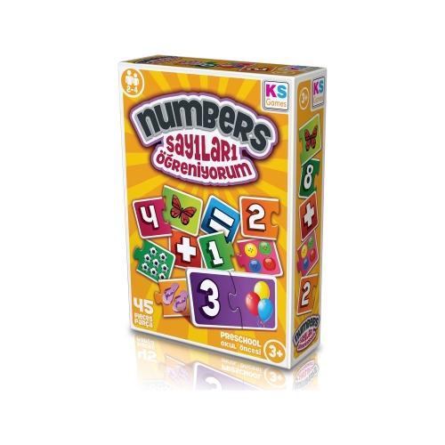 KS Games Sayıları Öğreniyorum Kutu Oyunu