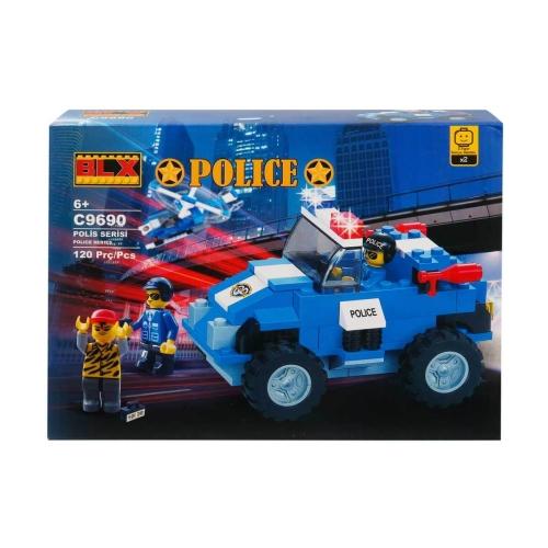 BLX Polis Arabası Yapı Seti