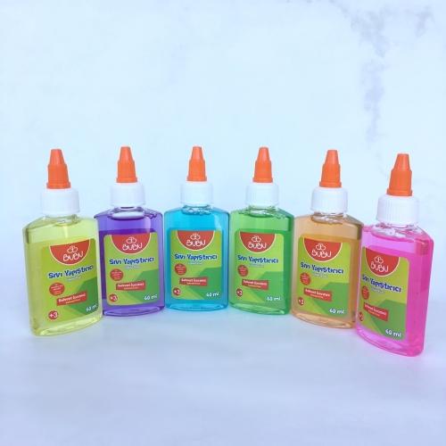Renkli Sıvı Yapıştırıcı - Bubu