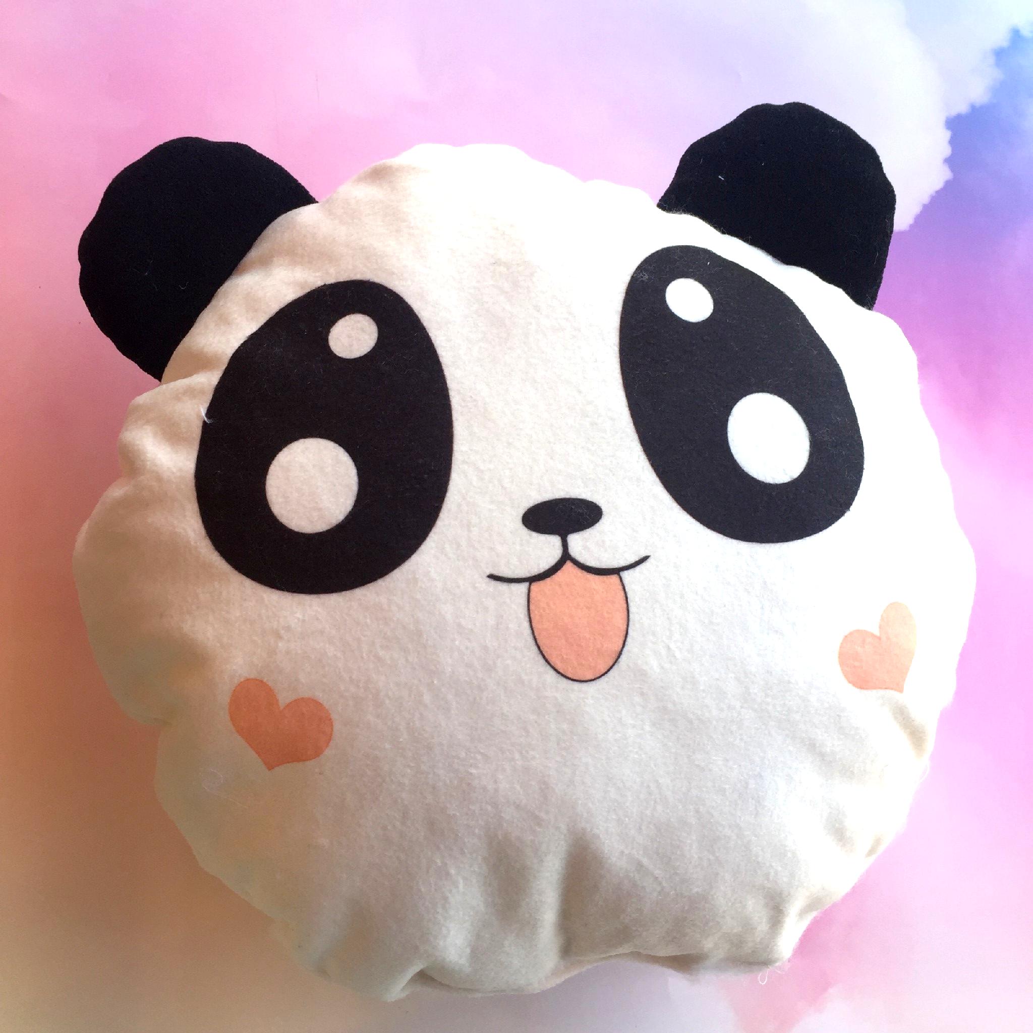 Panda Yastik